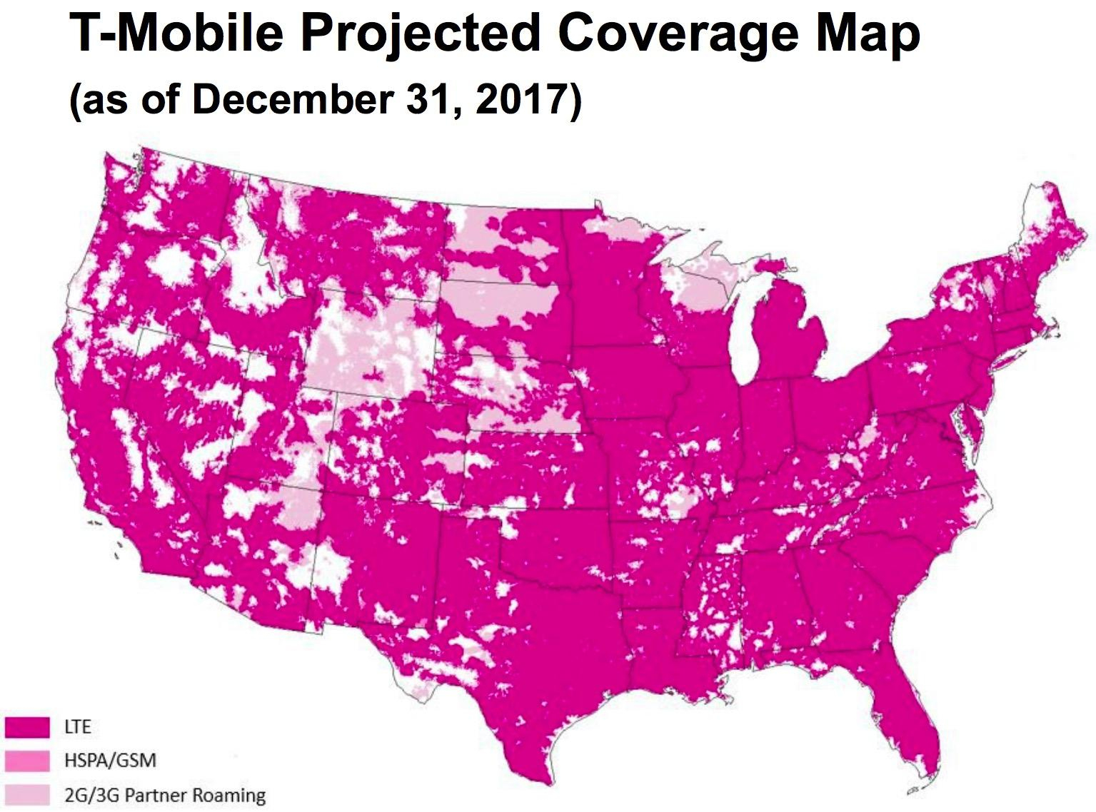 Qeoeyrohy Maps Of California T Mobile Coverage Map California - T Mobile Coverage Map In California