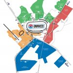 Race Day Parking | Tickets | The Speedway Club   Texas Motor Speedway Parking Map