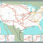 Rail Network Maps | Bnsf   Map Of Texas Showing Santa Fe