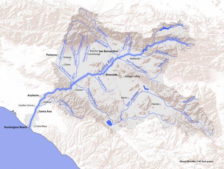 Perris California Map