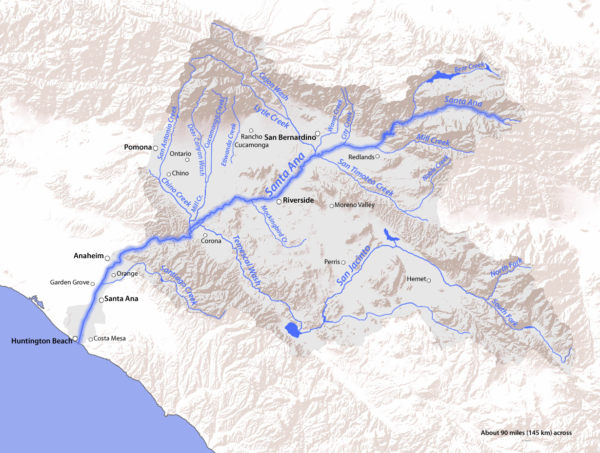 Railroad Canyon - Wikipedia - Perris California Map