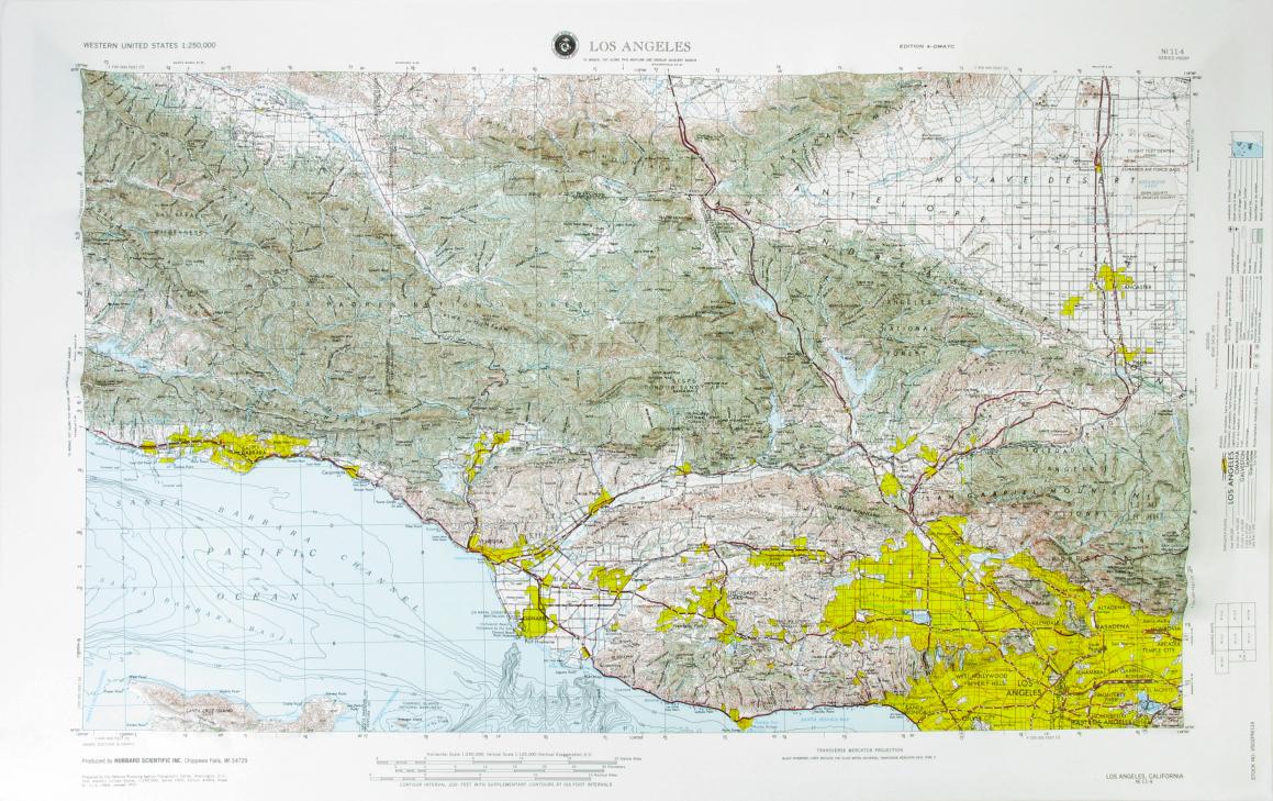 Raised Relief Maps Of California - Usgs Maps California