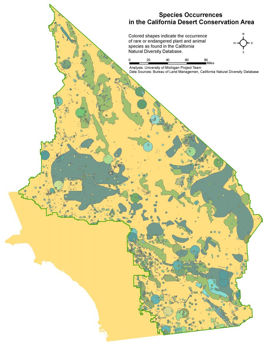 Recd California Road Map Map Of California Deserts California Map - California Desert Map