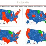 Reciprocity   Chandler's Conceal & Carry   Florida Concealed Carry States Map