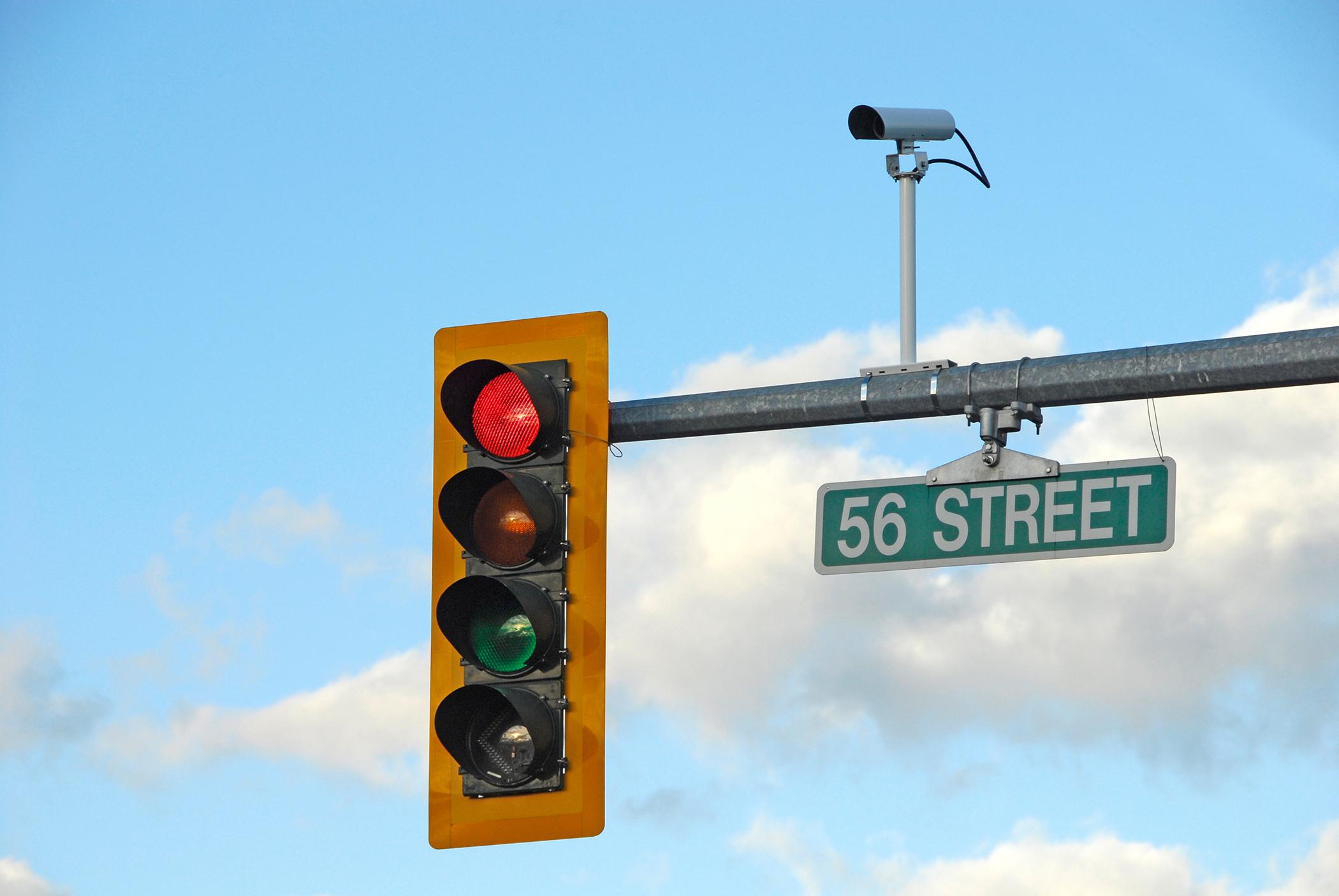 Red Light Cameras: Locations For Traffic Cameras In The U.s. | Money - Red Light Camera California Map