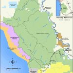 Redwood Forest Map The Only Redwoods In World Giant Sitka Within   California Redwood Parks Map