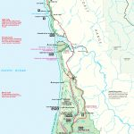 Redwoods Northern California Map   Klipy   National Parks In Northern California Map