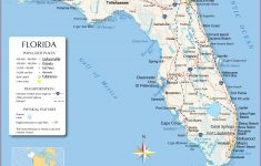 Reference Maps Of Florida, Usa – Nations Online Project – Jupiter Island Florida Map