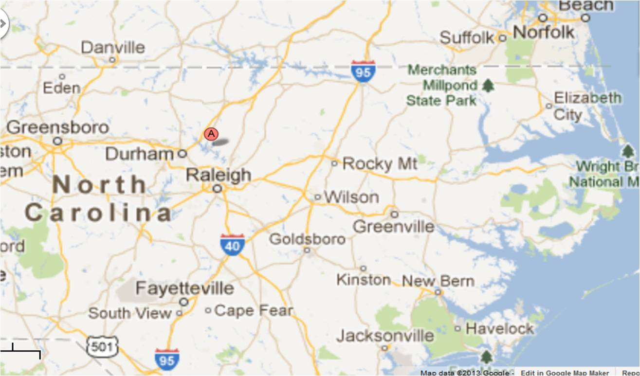Reference Of Map With States. Map Of Raleigh Nc - Reference Of Map - Printable Map Of Raleigh Nc