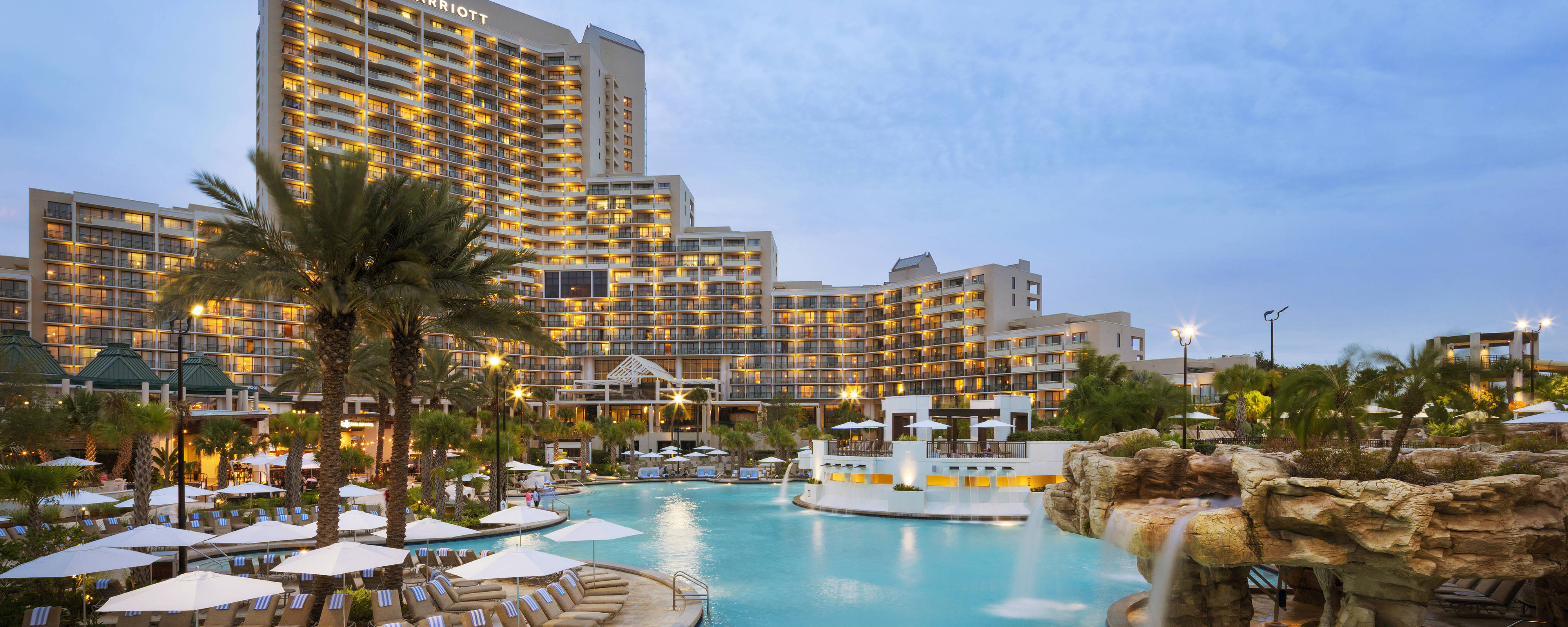 Resort Hotel In Orlando, Florida | Orlando World Center Marriott - Map Of Hotels In Orlando Florida