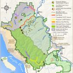 Restoration Projects 2013 Redwood Forest Foundation Best Of   California Redwood Parks Map