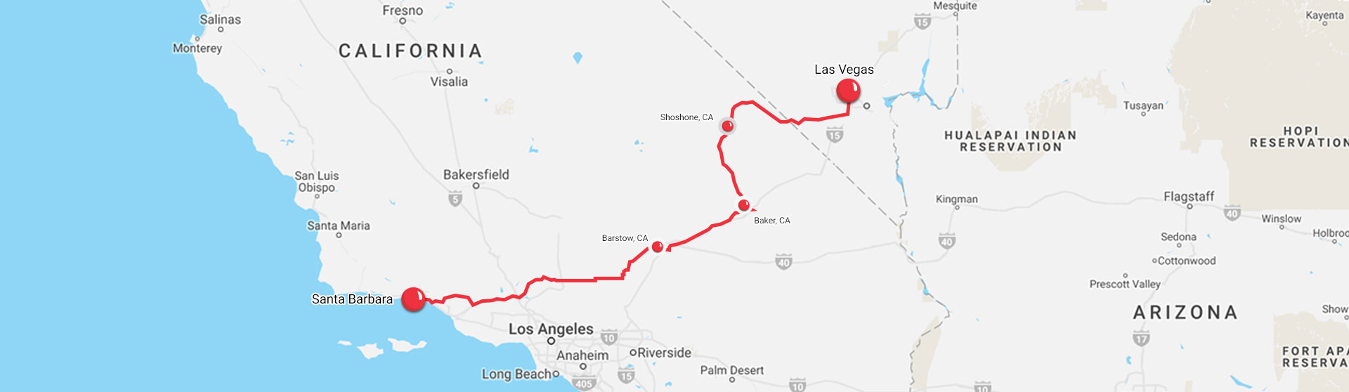 Rides Red Nose Day Best Of Barstow California Map - Touran - Baker California Map