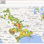 Rig Count Archives | Drillinginfo   Texas Rig Count Map