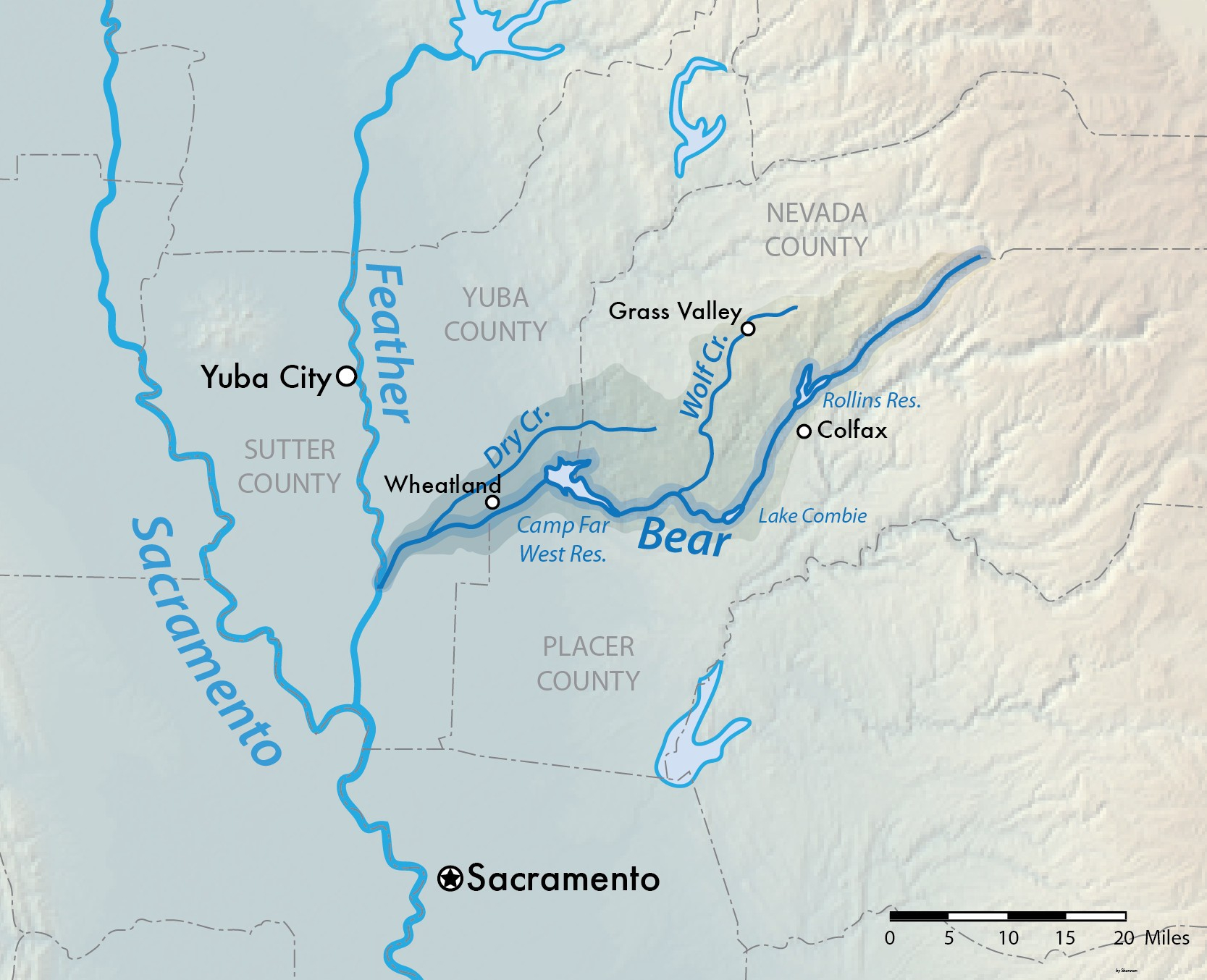 Rivers In Southern Ca Us Map California Rivers Map Lovely Map - Southern California Rivers Map