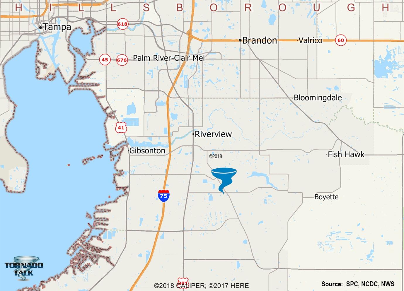 Riverview Florida Map - Riverview Florida Map