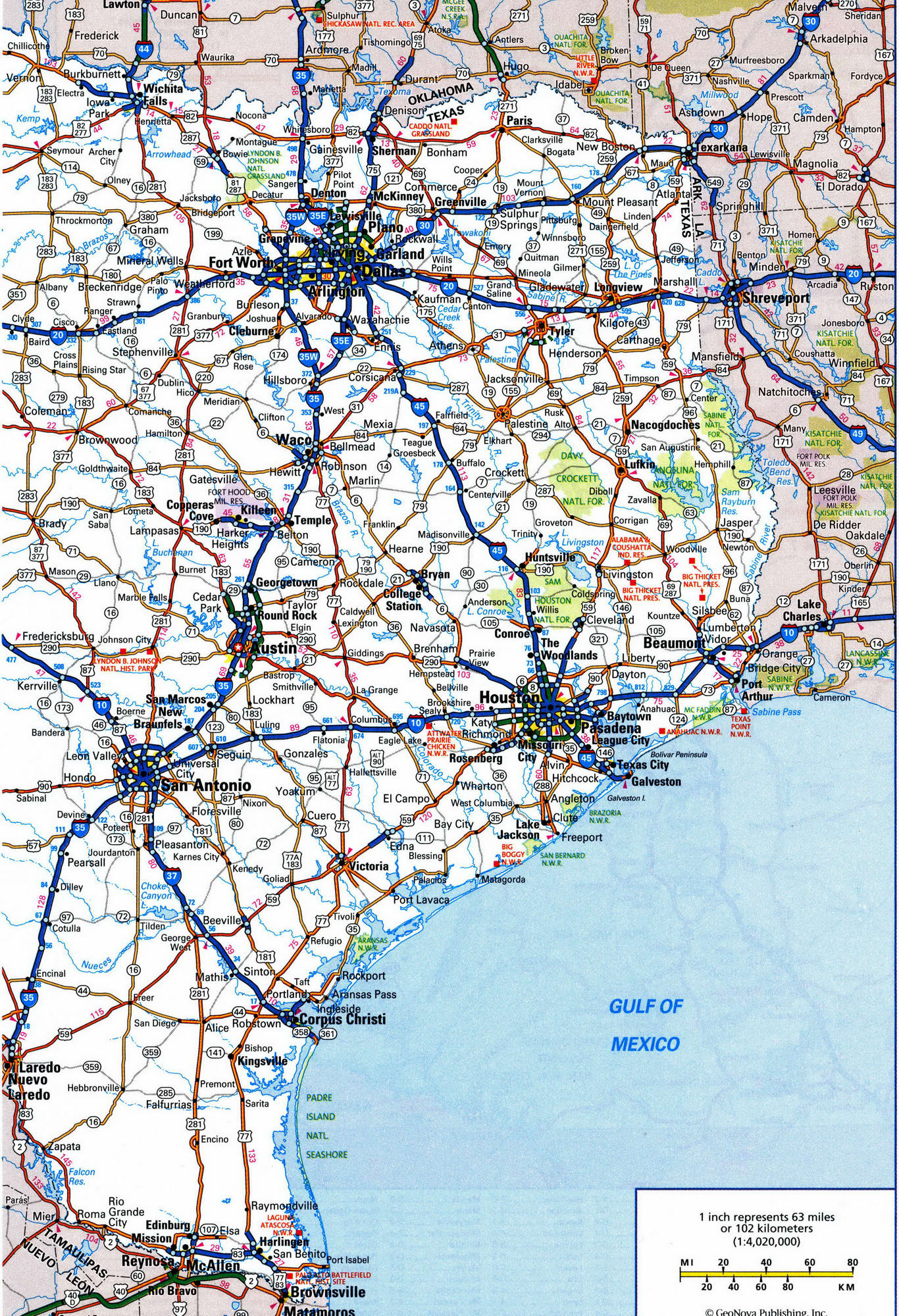 Road Map Of Texas Highways And Travel Information | Download Free - Texas Road Map Free