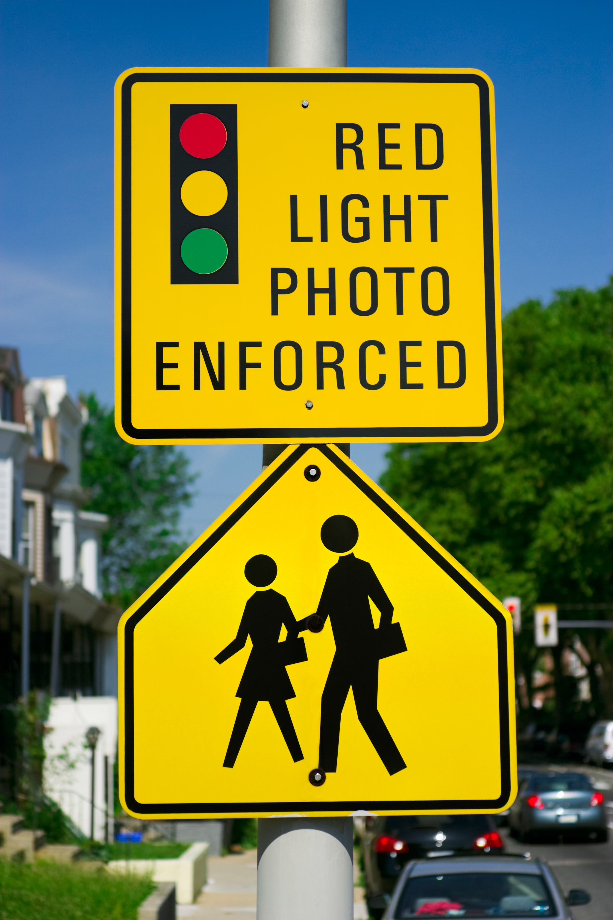 Roadside Camera Ticket Scam: Thousands Of Drivers Seek Refunds In - Red Light Camera California Map