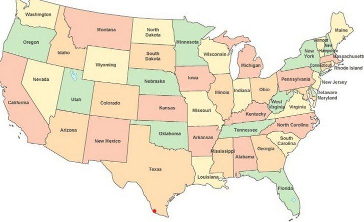Roma Texas Map