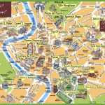 Rome Maps | Italy | Maps Of Rome (Roma)   Printable Map Of Rome Tourist Attractions