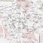 Rome Maps   Top Tourist Attractions   Free, Printable City Street Map   Printable Map Of Rome Tourist Attractions