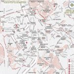 Rome Maps   Top Tourist Attractions   Free, Printable City Street Map   Printable Walking Map Of Rome