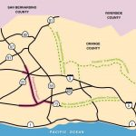 Route 57   California Toll Roads Map