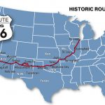 Route 66 Map   Places In My Heart   Route 66 Road Trip, Route 66 Map   Historic Route 66 California Map