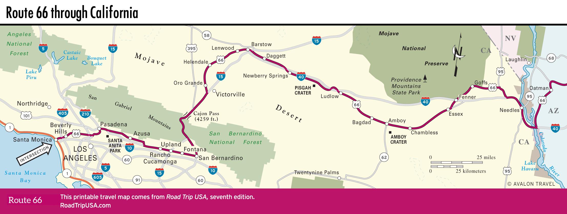 Route California Map Hd Mojave Desert California Map - Klipy - Mojave California Map