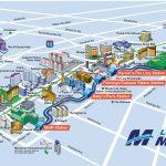 Route Map | Las Vegas Monorail   Printable Map Of Las Vegas Strip 2018