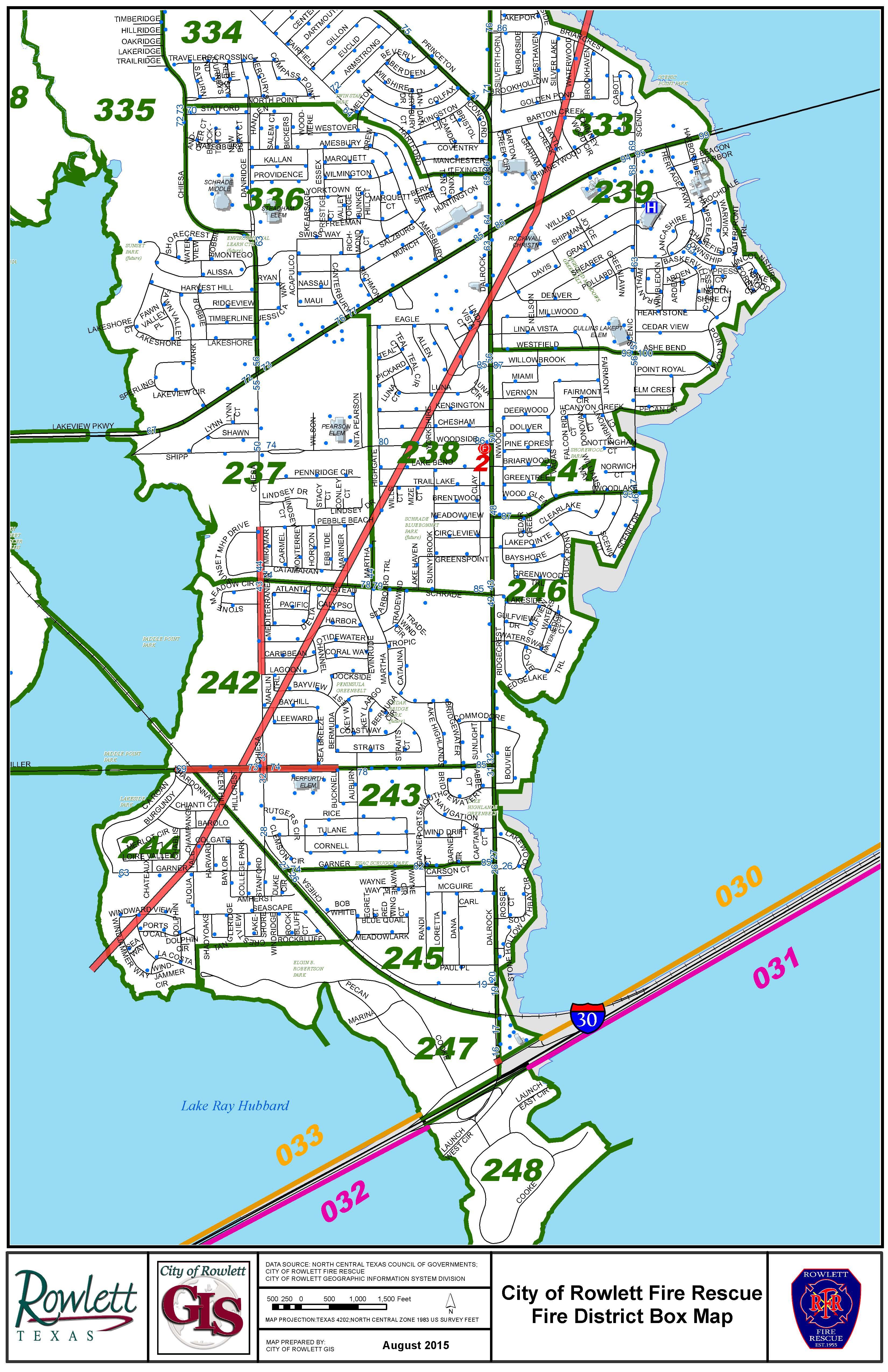 Rowlett Map - Falsomesias - Rowlett Texas Map