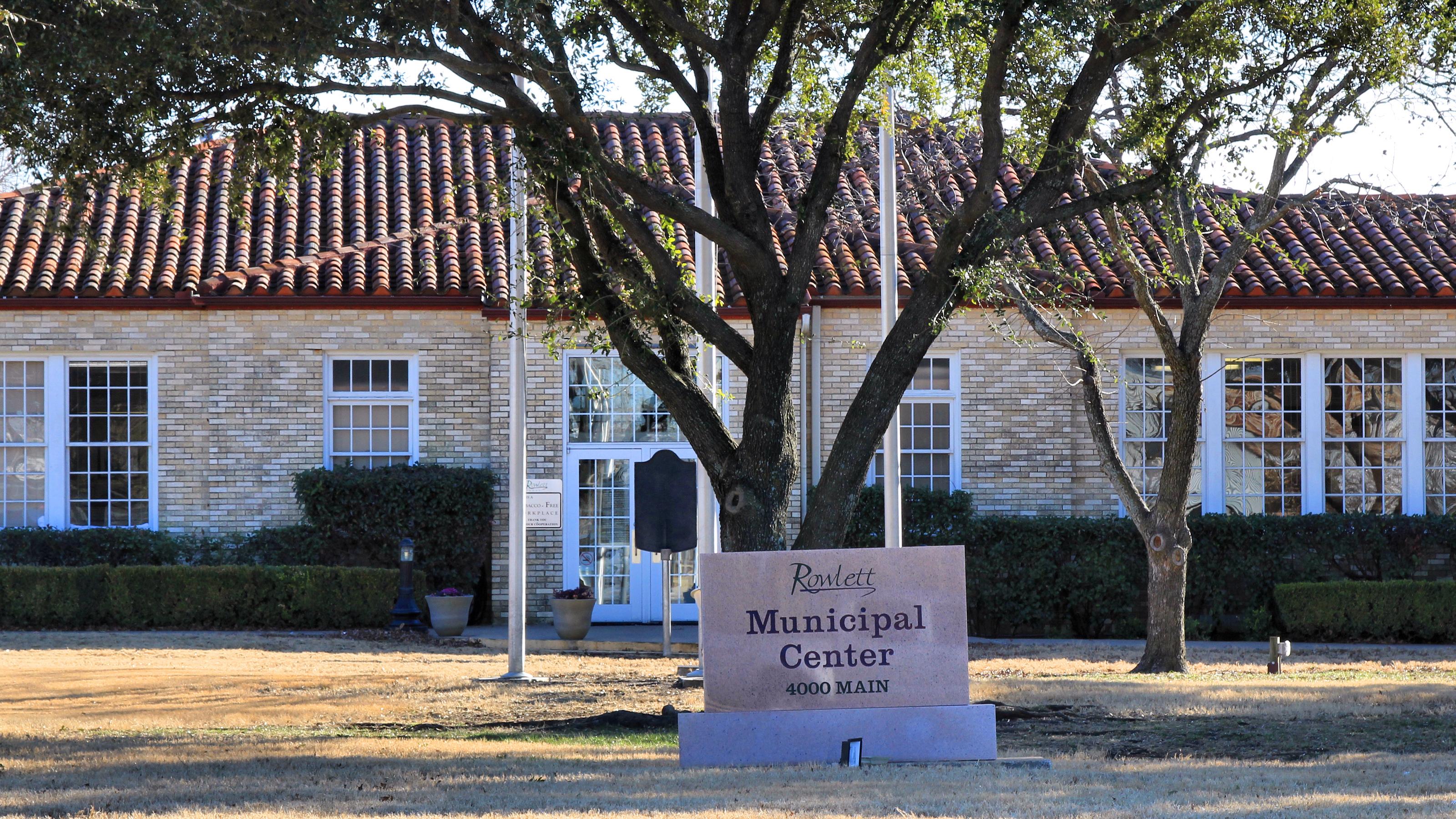 Rowlett, Texas - Wikipedia - Rowlett Texas Map