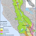 Russian River Hydrology | Usgs Ca Water Science   Russian River California Map
