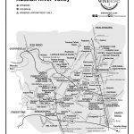 Russian River Valley   Wine Road   Russian River California Map