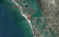 Rv Parks Near Treasure Island, Florida | Usa Today – Treasure Island Florida Map