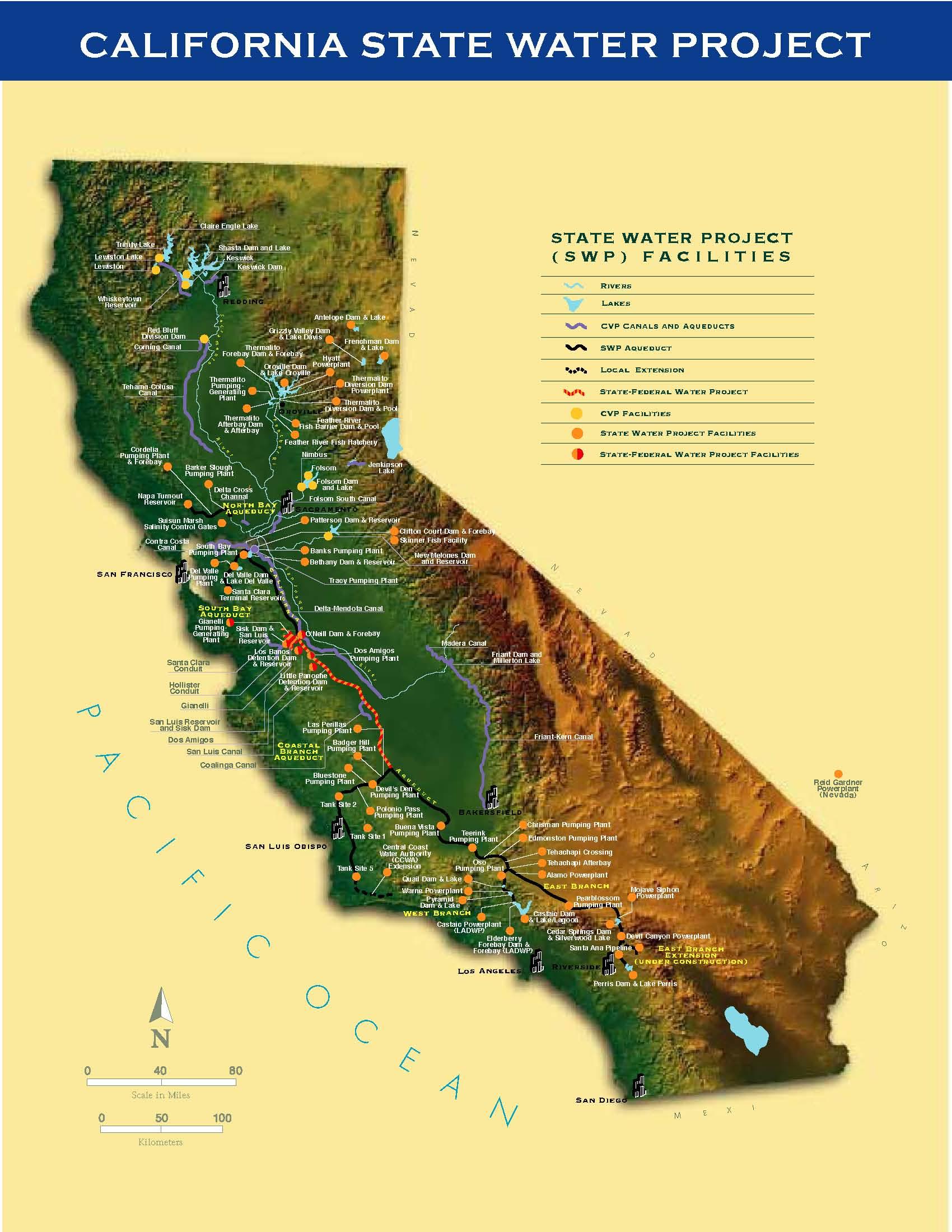 Sacramento San Joaquin Delta Reference Maps - Map Of California Delta Waterways