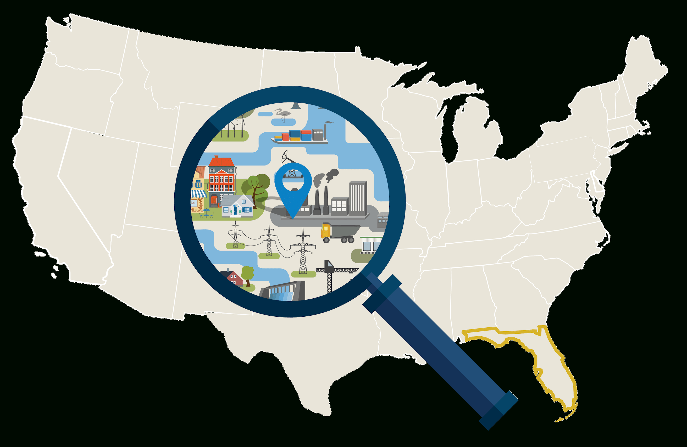 Safest Cities In Florida - See What Cities Made The List - Where Is Northport Florida On The Map
