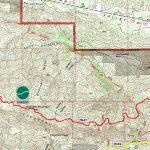 San Bernardino National Forest   Cleghorn Ridge Ohv Road 2N47   Off Road Maps California