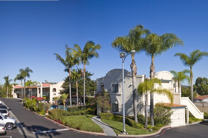 Map Of Best Western Hotels In California