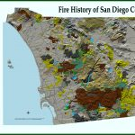 San Diego Wildfire 2003 Web Mapping Services   San Diego California Fire Map