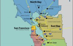 San Francisco Bay Area – Wikipedia – Map Of San Francisco California Usa