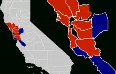 San Francisco Bay Area – Wikipedia – San Francisco California Map