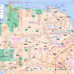San Francisco Maps   Top Tourist Attractions   Free, Printable City   Printable Street Maps Free