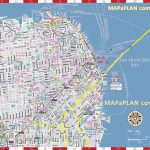 San Francisco Maps   Top Tourist Attractions   Free, Printable City   San Francisco City Map Printable