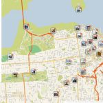 San Francisco Printable Tourist Map | Sygic Travel   San Francisco City Map Printable
