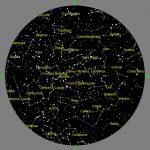 San Francisco Sky Maps   Windows To The Universe   Southern California Night Sky Map