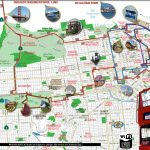 San Francisco Tourist Map Printable | Maps Update #21051488: San   San Francisco City Map Printable