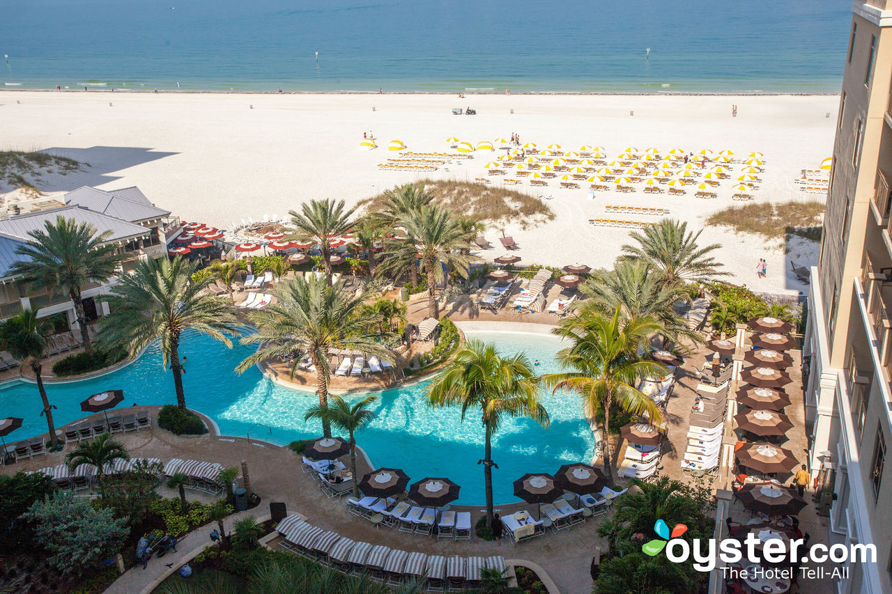 Sandpearl Resort - Clearwater | Oyster Review & Photos - Clearwater Beach Florida Map Of Hotels