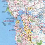 Sanfrancisco Bay Area And California Maps | English 4 Me 2   Map Of Bay Area California Cities