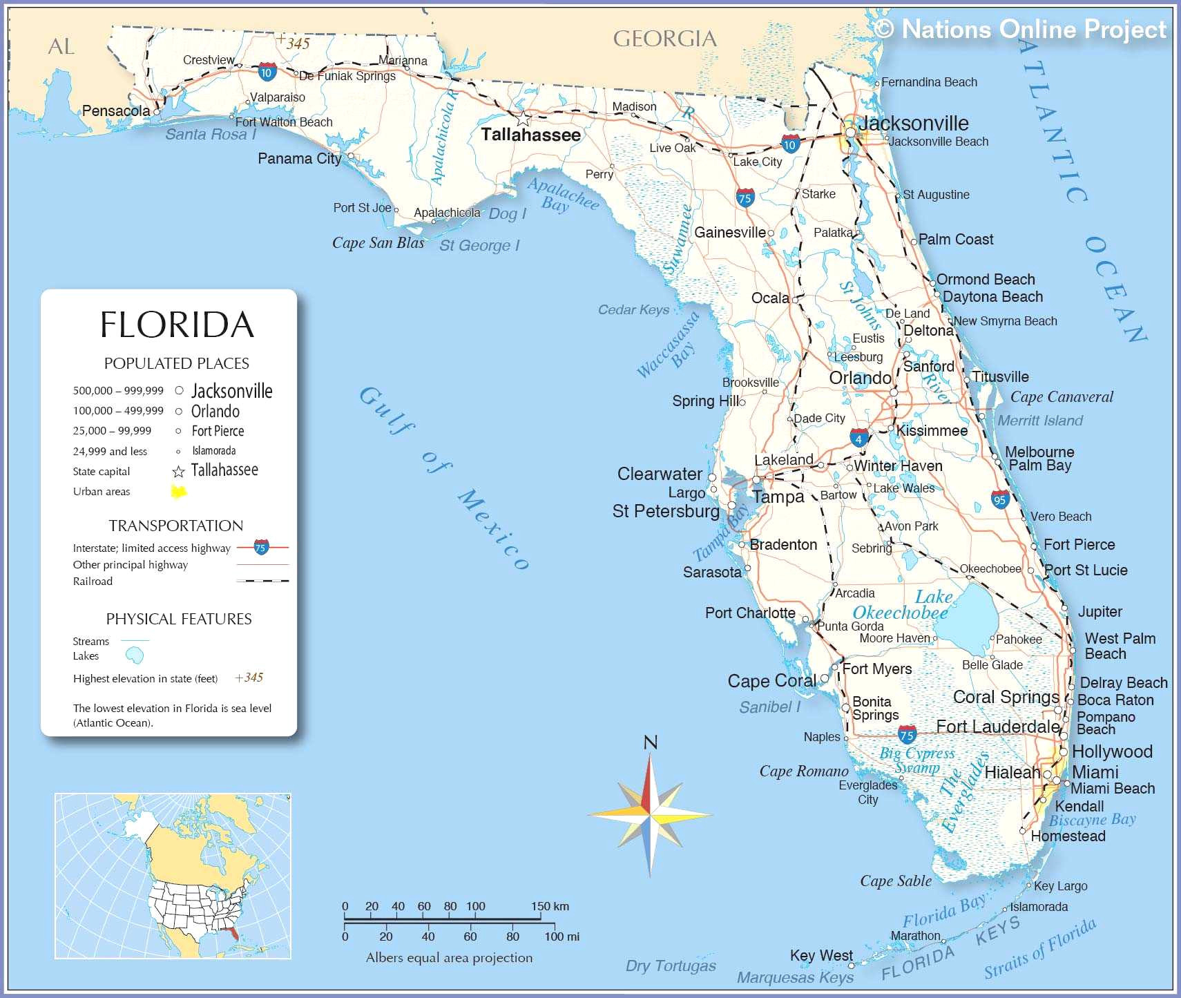 Sanibel Florida Map - Sanibel Beach Florida Map
