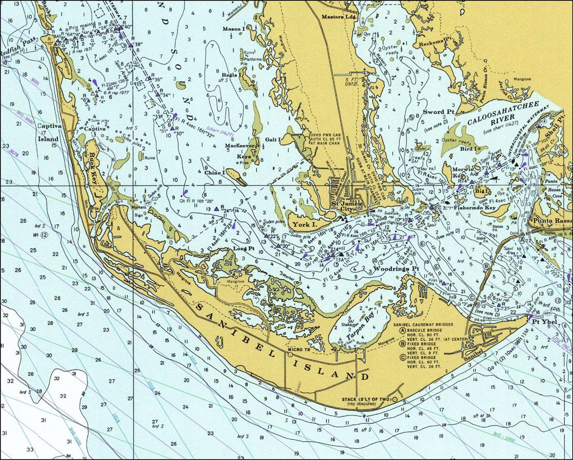 Sanibel Island, 1977 - Google Maps Sanibel Island Florida